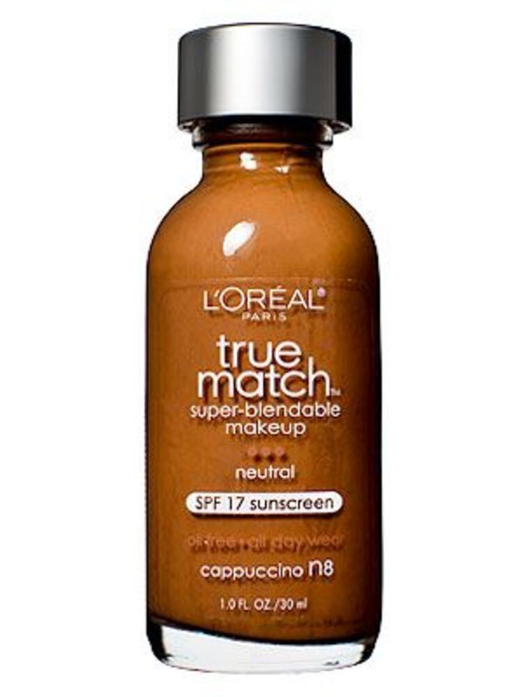 LOréal Paris True Match Foundation