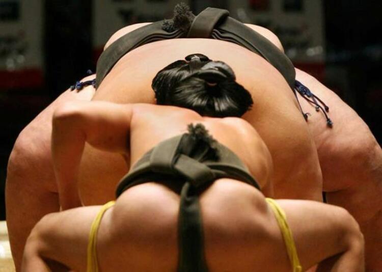 Neden sumo güreşçileri şişman