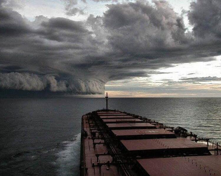 Fırtınada en güvenli yer neresidir