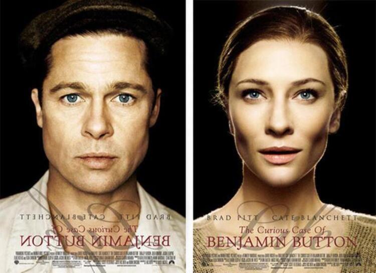 Benjamin Button (The Curious Case of Benjamin Button & Benjamin Buttonın Tuhaf Hikayesi)