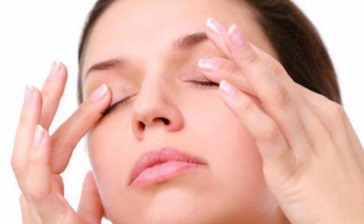 4. Gözleriniz kızarmasın