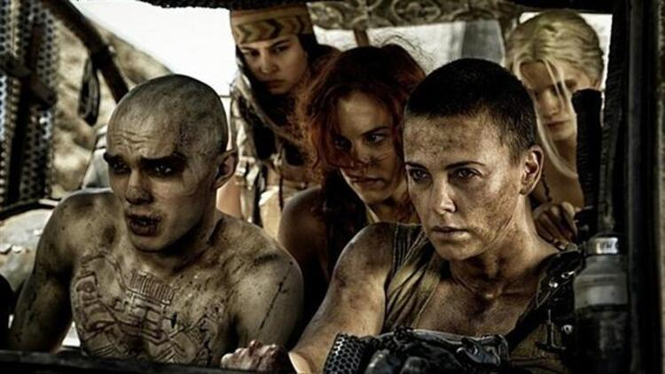 3 - MAD MAX: FURY ROAD