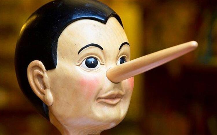 Yapılan deneyler, yalancıların yalanı tespit etmek konusunda daha başarılı olduğunu gösteriyor