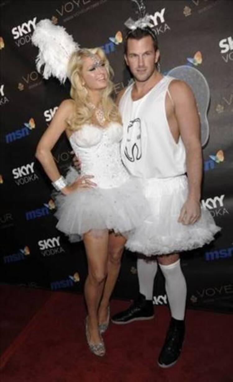Paris Hilton...