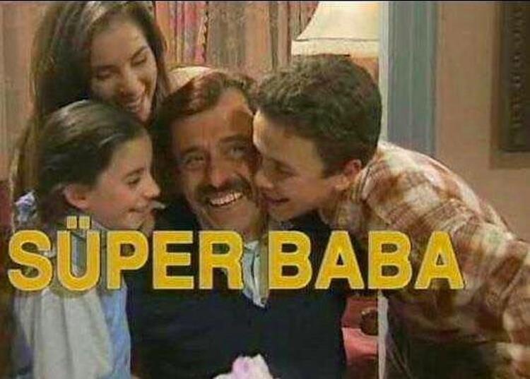 Süper Baba..
