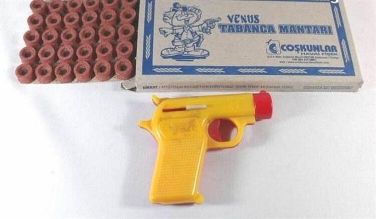 Mantar tabancası