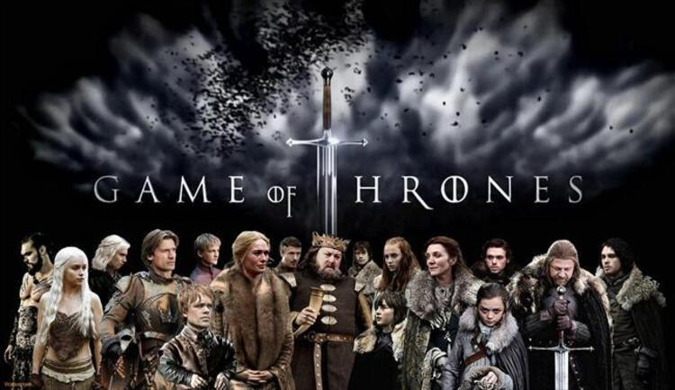 GAME OF THRONES (TAHT OYUNLARI)