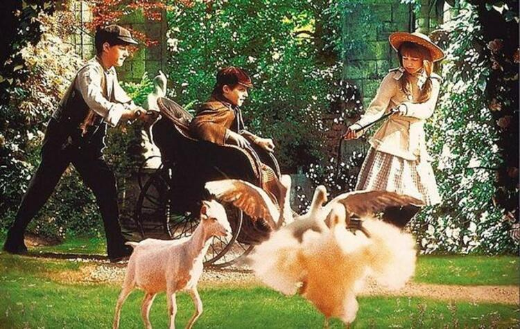 38. Gizli Bahçe (1993) | IMDb: 7.3