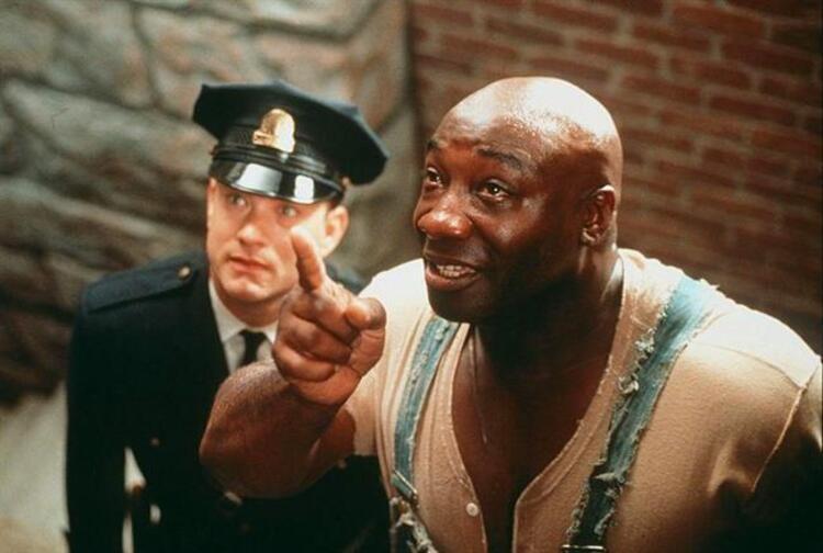 6. Yeşil Yol (1999) | IMDb: 8.5