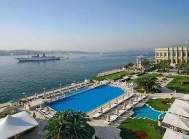 Çırağan Palace Kempinski Havuz İstanbul