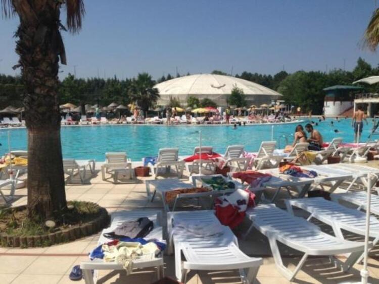 Aqua Club Dolphin Su Parkı İstanbul