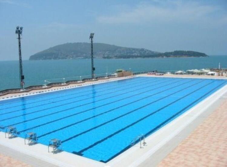 Heybeliada Su Sporları Kulübü Havuz İstanbul