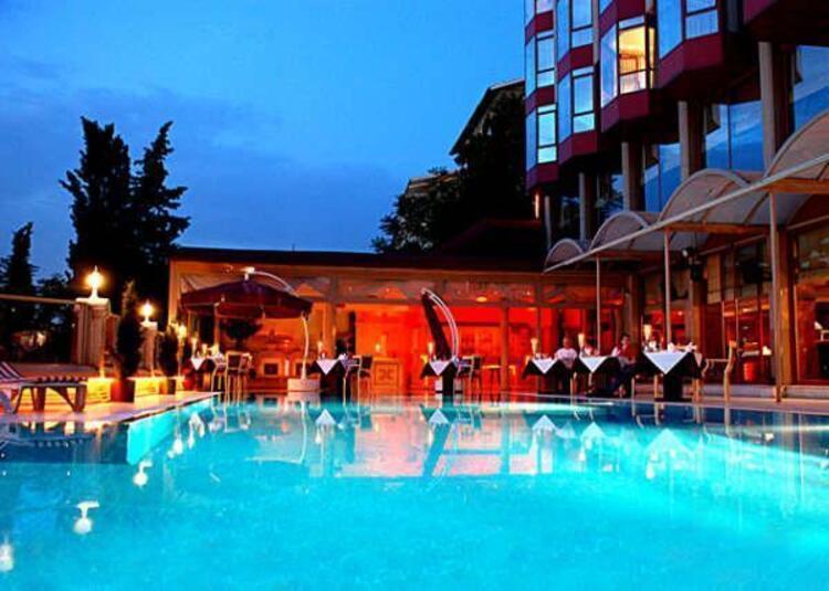 Sözbir Royal Residence Hotel Havuz İstanbul