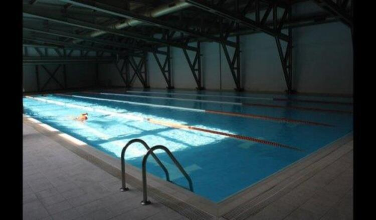 Bilgi Üniversitesi Yüzme Havuzu İstanbul