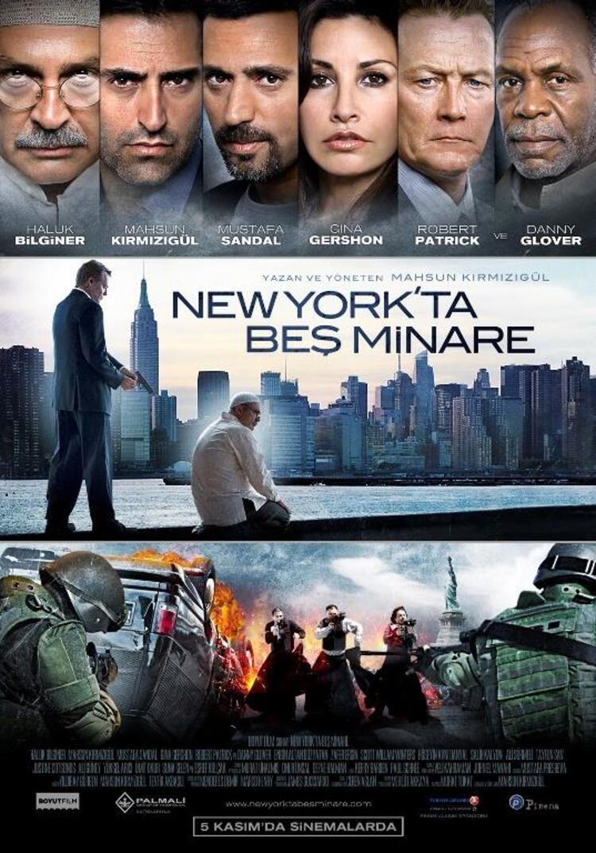 12-New Yorkta Beş Minare