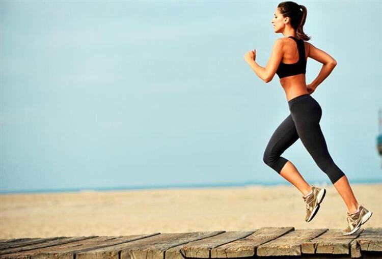 Spor yapın veya düzenli yürüyün