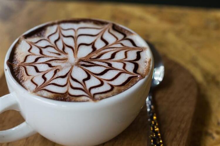 Sütlü kahve: