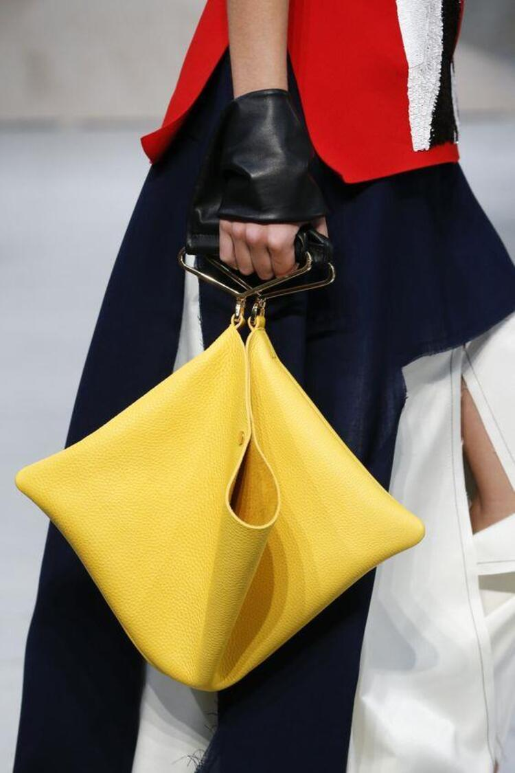 Büzgülü Çantalar
