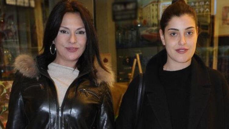 Aydan Şener ve kızı Ecem Akbin