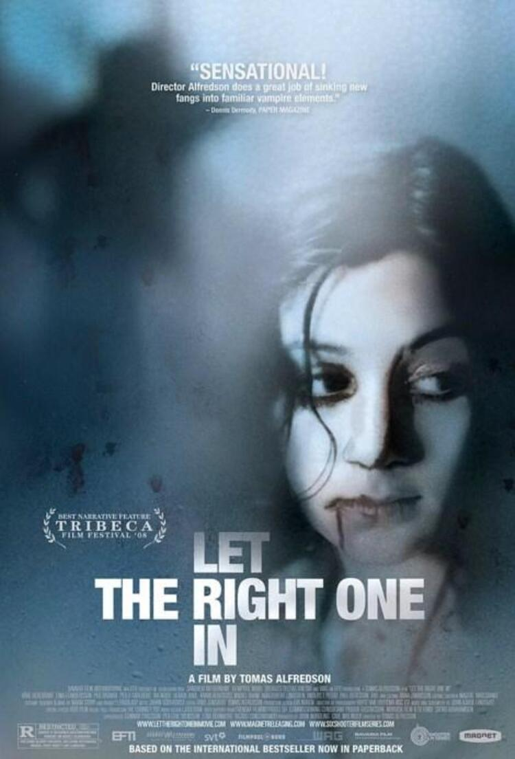 Let The Right One In / Gir Kanıma (2008)