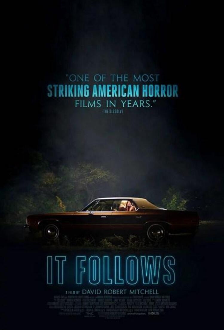 It Follows / Peşimdeki Şeytan (2014)