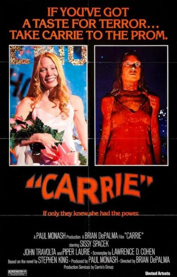 Carrie / Günah Tohumu (1976)