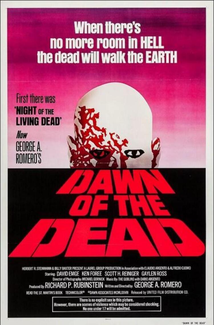 Dawn of the Dead / Ölülerin Şafağı (1978)
