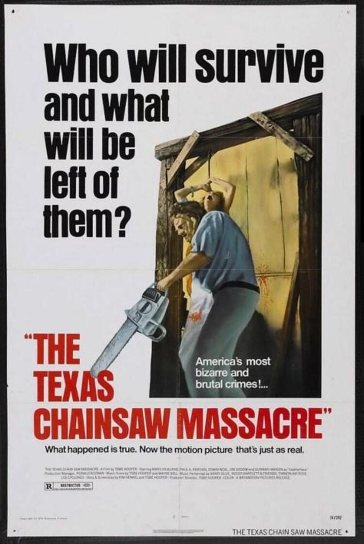 The Texas Chainsaw Massacre / Texas Katliamı (1974)