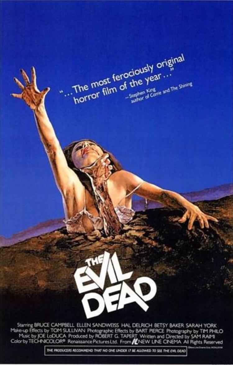 The Evil Dead / Şeytanın Ölüsü (1981)