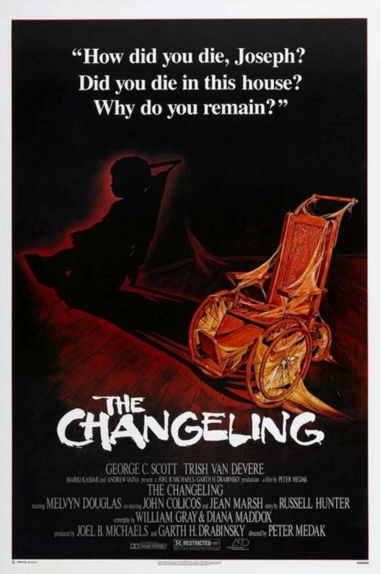 The Changeling / Dehşet (1980)