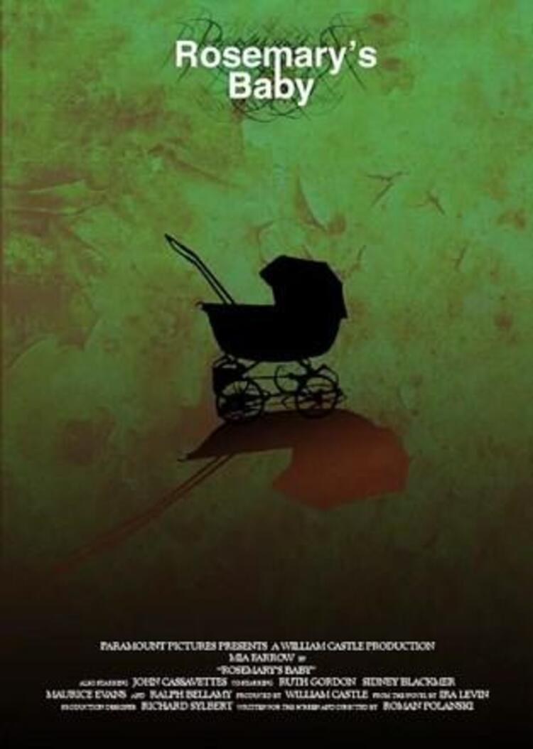 Rosemarys Baby / Rosemarynin Bebeği (1968)