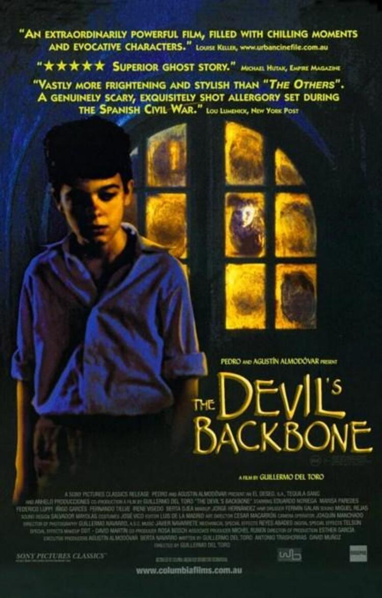 The Devils Backbone / Şeytanın Bel Kemiği (2001)