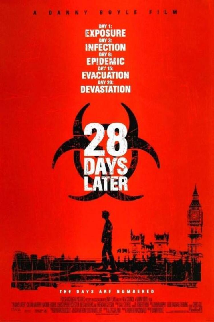 28 Days Later / 28 Gün Sonra (2002)