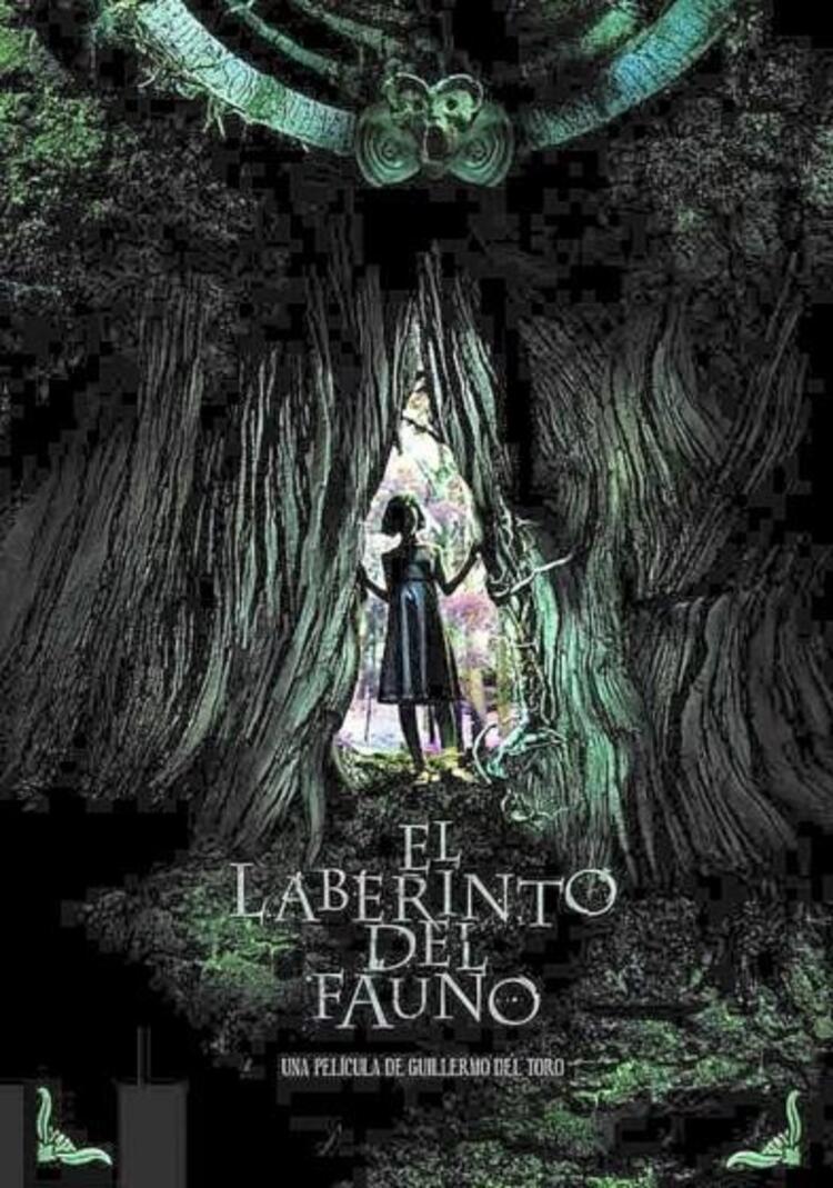 Pans Labyrinth / Pan'ın Labirenti (2006)