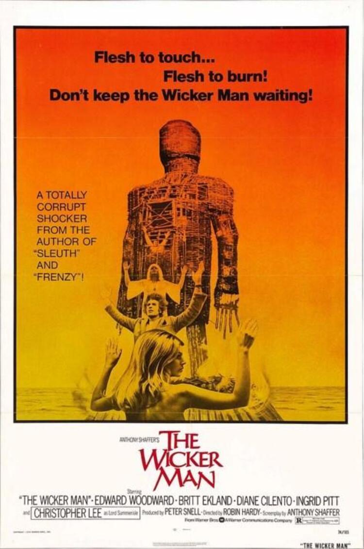 The Wicker Man / Lanetli Ada (1973)
