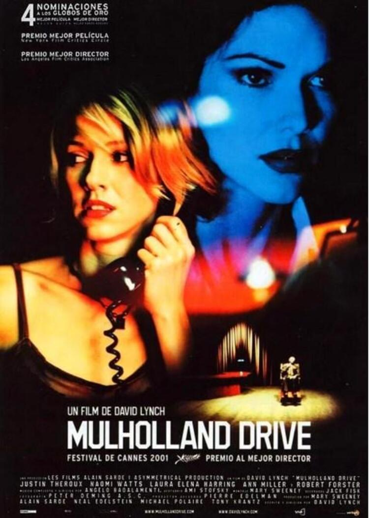 Mulholland Dr. / Mulholland Çıkmazı (2001)