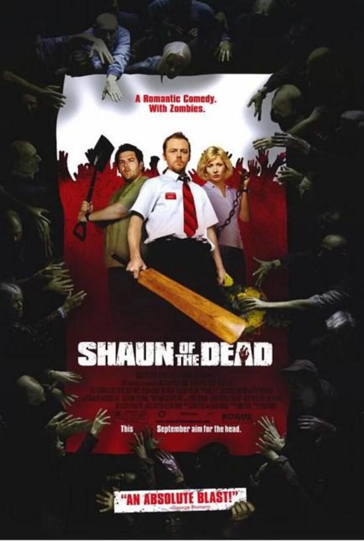 Shaun of the Dead / Zombilerin Şafağı (2004)