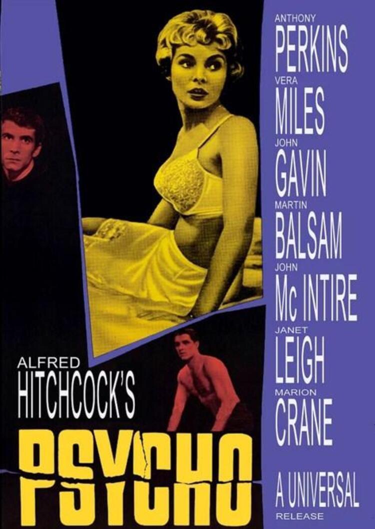 Psycho / Sapık (1960)