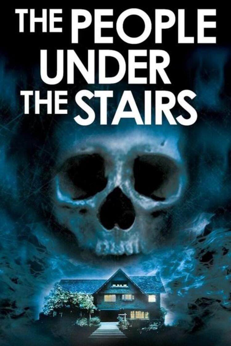The People Under the Stairs / Merdiven Altındakiler (1991)