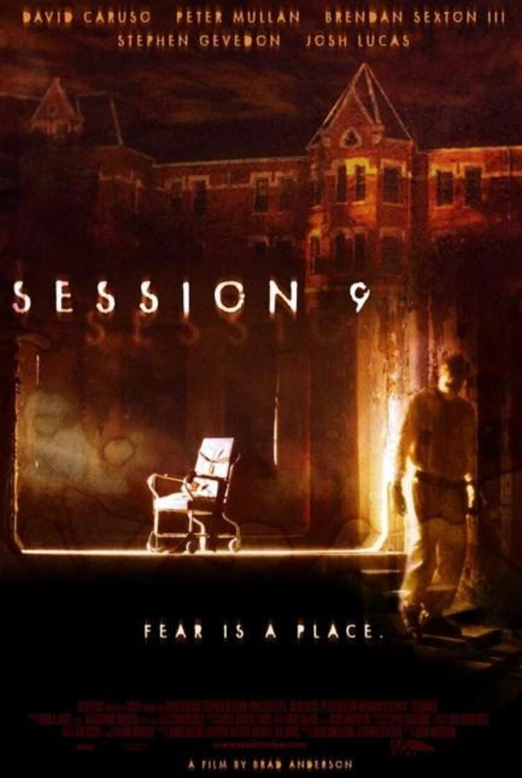 Session 9 / 9. Seans (2001)