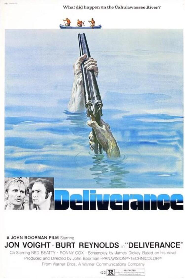 Deliverance / Kurtuluş (1972)