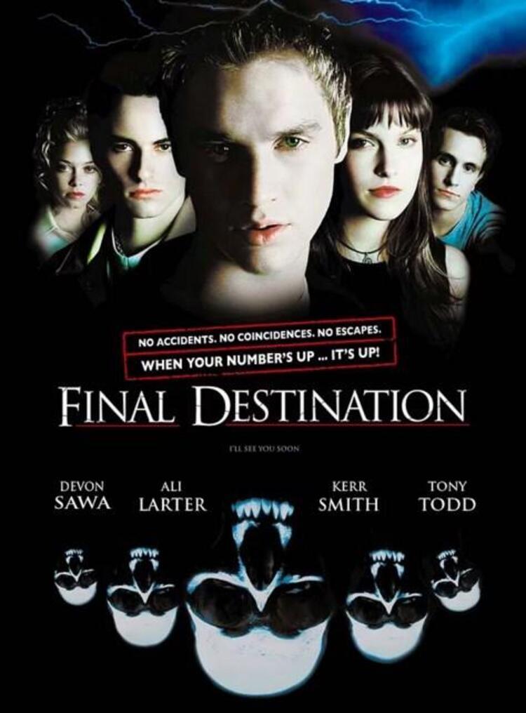Final Destination / Son Durak (2000)