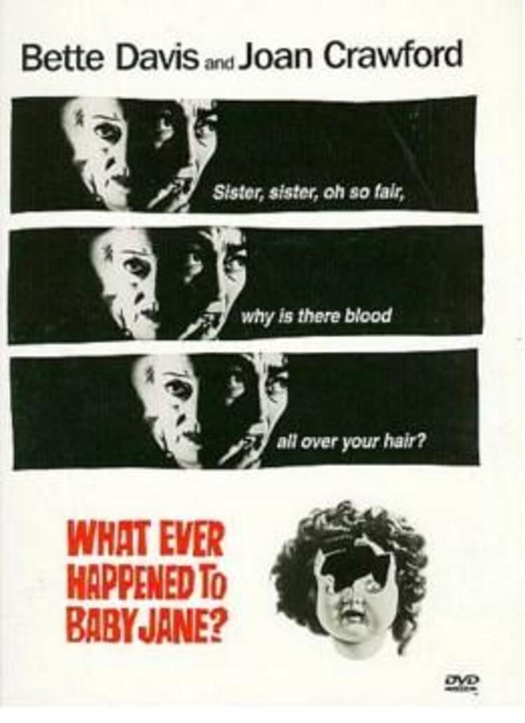 What Ever Happened to Baby Jane / Bebek Janee Ne Oldu (1962)