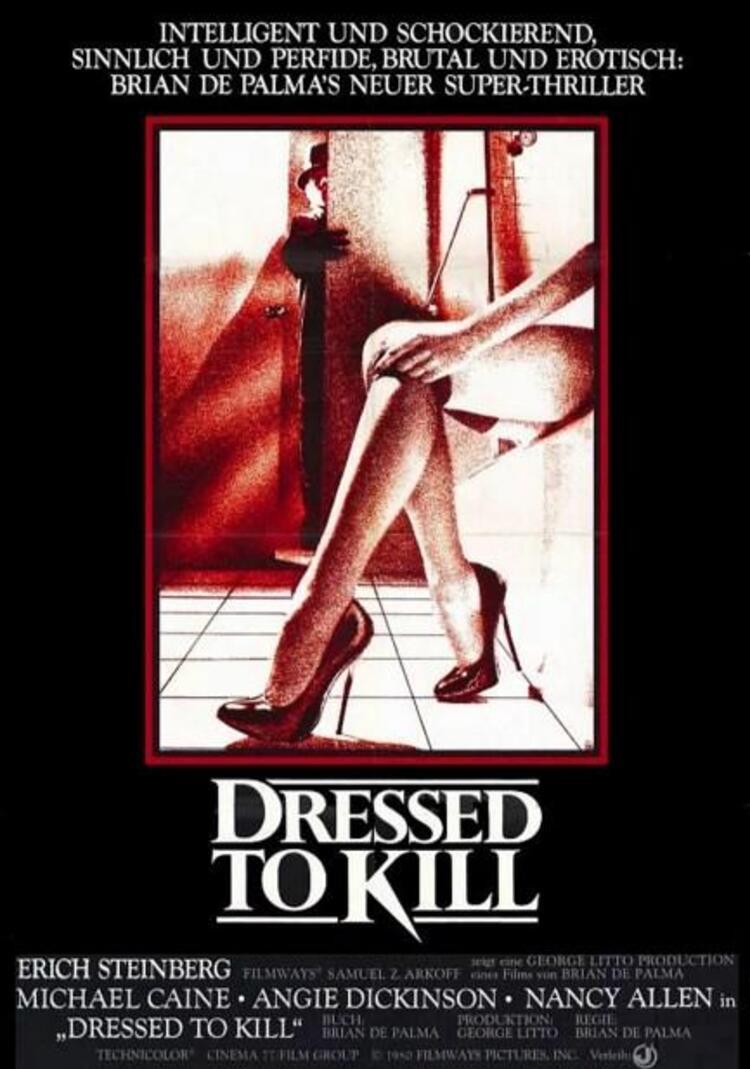 Dressed to Kill / Öldürmeye Hazır (1980)