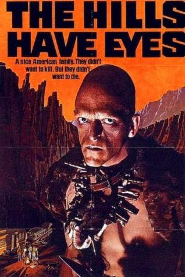 The Hills Have Eyes / Tepenin Gözleri (1977)
