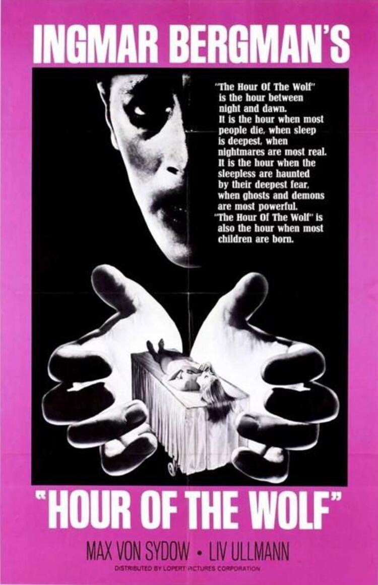 Hour of The Wolf / Kurtların Saati (1968)