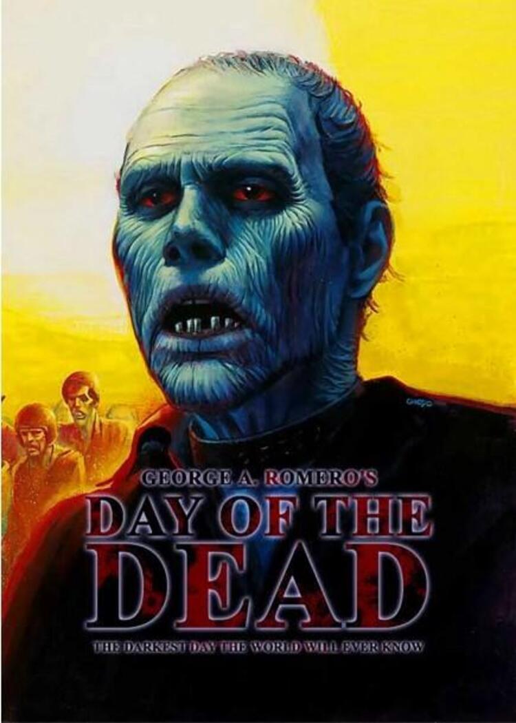Day of the Dead / Ölülerin Günü (1985)