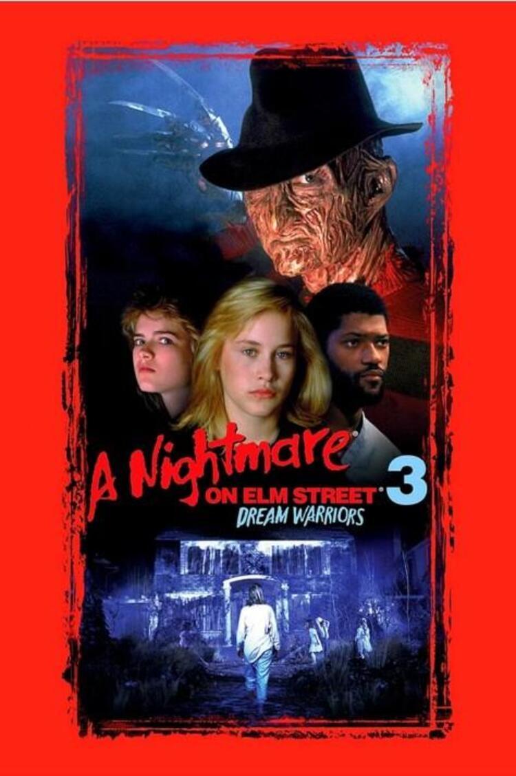 A Nightmare on Elm Street 3: Dream Warriors / Elm Sokağında Kabus 3 : Rüya Savaşçıları (1987)