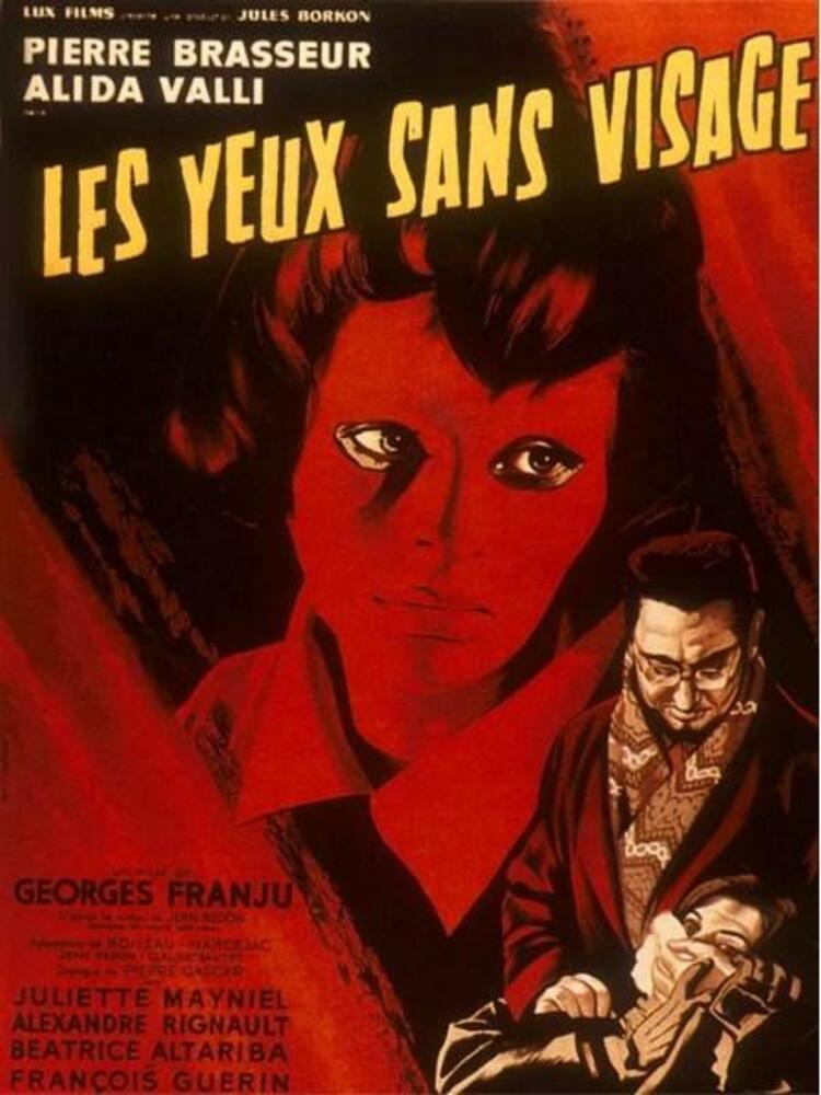 Eyes Without A Face / Yüzü Olmayan Gözler (1960)
