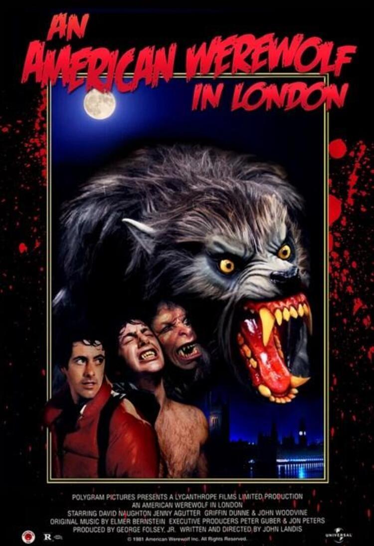 An American Werewolf in London / Kurt Adam Londrada (1981)